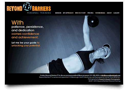 Beyond Barriers Personal Training